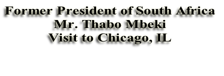 Former President of South Africa